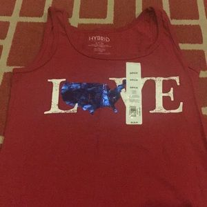Tops - Tank top cotton material brand new